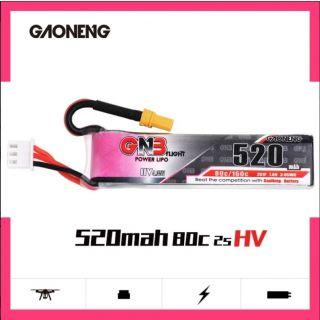 GNB 2S 520mah HV 80C Lipo Battery - XT30