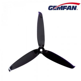 Gemfan Flash Durable 6042 - 3 Blade Propeller - Black (Set de 4)
