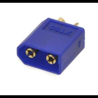 Conector XT60 Male - Azul (1 pcs)